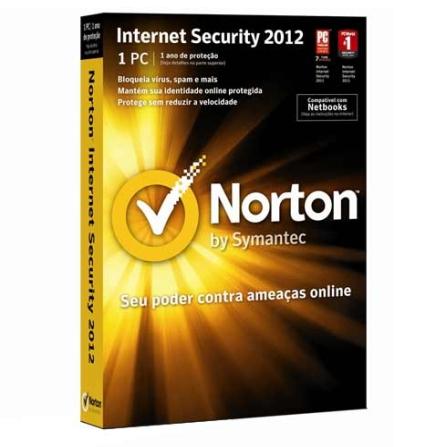 Antivírus Internet Security 2012 com 1 Licença - Symantec - 21197303