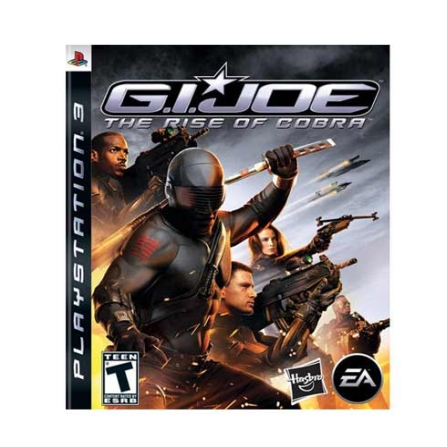 Jogo G.I Joe the Rise of Cobra - GIJOEOFCOBRA