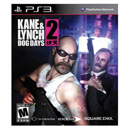 Jogo Kane & Lynch 2 Gog Days para PS3 - KANELYNCH2