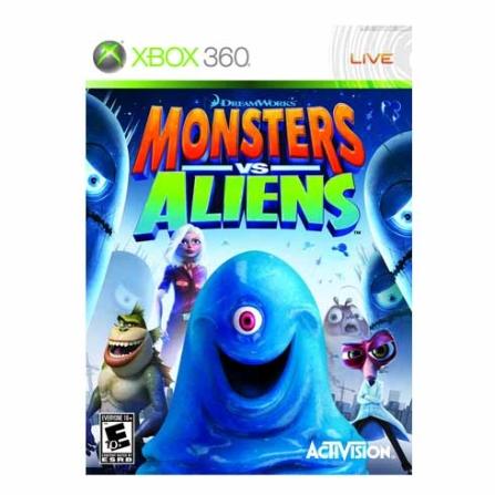 Jogo Monster VS Aliens para PS3 - MONSTERALIEN