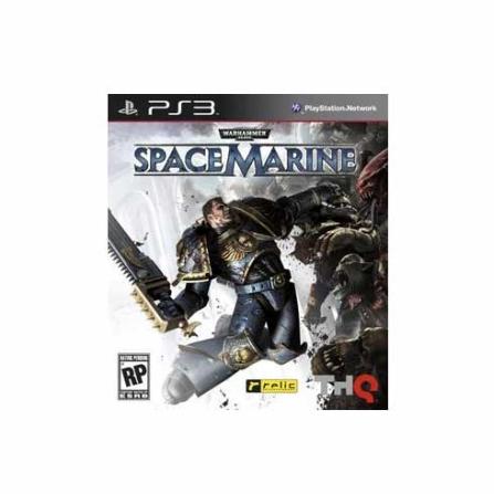 Jogo Warhammer Space Marine para PS3  - WARSPMARINE