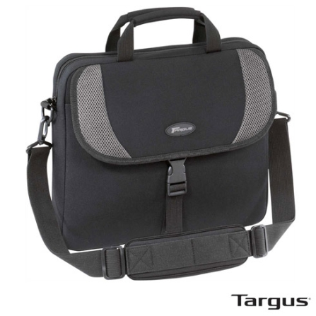 Maleta em Neoprene Targus Slipcase CVR200 Preta para Notebook até 15,4