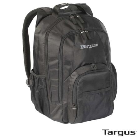 Mochila Targus CityLite CVR600 Preta para Notebook Backpack até 15,4