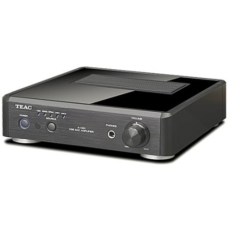 Reciever TEAC A-H01 com Potência de 60W e Amplificador Integrado