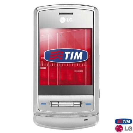 Celular GSM TIM (DDD 11) ME970 Shine com Câmera de 2.0 MP, Flash, Auto Foco e Design com Material Métalico - LG, Bivolt, Bivolt, Prata, 0000012.00, False, 1, N, False, False, False, False, False, False, I, 12 meses, Micro Chip