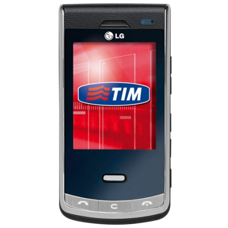 (Não ativar PÓS) Celular GSM TIM KF755 Secret com Câmera de 5 MP com Flash / Touch Screen / MP3 Player / Rádio FM / Blue