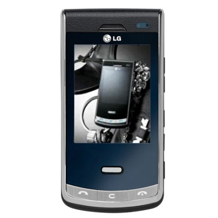Celular KF755 Secret com Câmera de 5 MP com Flash / Touch Screen / MP3 Player / Rádio FM / Bluetooth / Memória Interna d