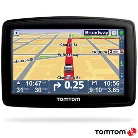 Navegador GPS Tom Tom XL 335 com Tela de 4.3