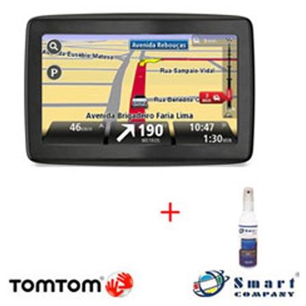Navegador GPS TomTom Via 1400  4,3
