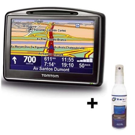 Navegador GPS GO630 com 633 Cidades Auditadas / Bluetooth / Viva-Voz / Tela 4.3