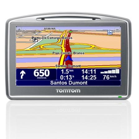 Navegador GPS GO920 5 mil Cidades Mapeadas TomTom