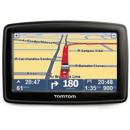 Navegador GPS Tom Tom XL Prime com Tela de 4.3