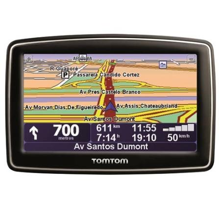 Navegador GPS Tom Tom XXL com Tela de 5