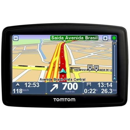 Navegador GPS TomTom XL335T com Tela 4.3