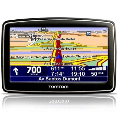 GPS com Tela Touch 5