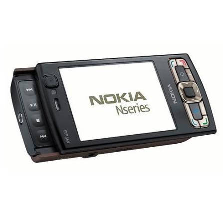 Celular Vivo GSM N95 Câmera/ MP3/ WI-FI/ GPS Nokia