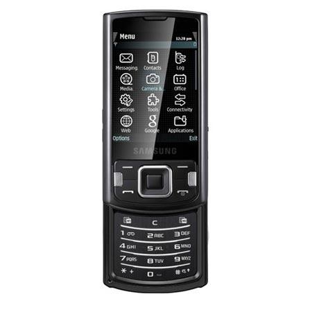 (CJ) Celular Smartphone GSM i8510 Preto com Câmera 8.0MP / MP3 Player / Rádio FM / Bluetooth / Wi-Fi / GPS Integrado / V
