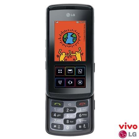 Celular VIVO GSM Pré KF600 LG - CJ11ALGKF600