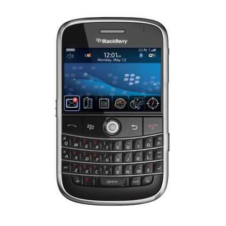 Smartphone GSM9000 BlackBerry + Chip Vivo Pré-Pago