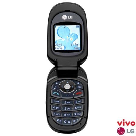 Celular VIVO GSM Pré (DDD 11) MG225 LG