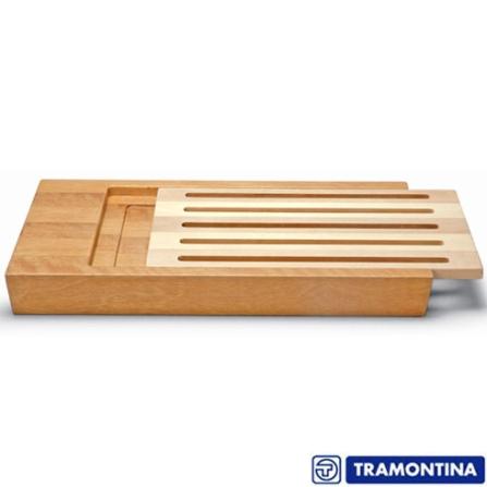 Prancha de pão em Madeira - Tramontina - 10328360