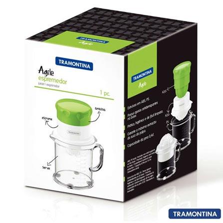 Espremedor de Frutas Agile Tramontina 25525020 Verde