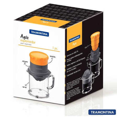 Espremedor de Frutas Agile Tramontina 25525040 Laranja