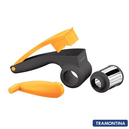Ralador para Queijo Agile Tramontina 25535040 Laranja