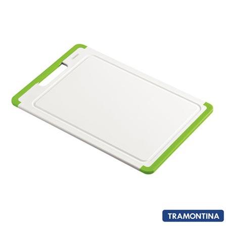 Tábua para Corte de Alimentos Agile Tramontina 25540020 Verde