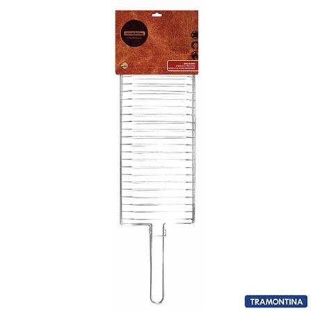 Grelha de Aço Inox 40 mm - Tramontina 26480001