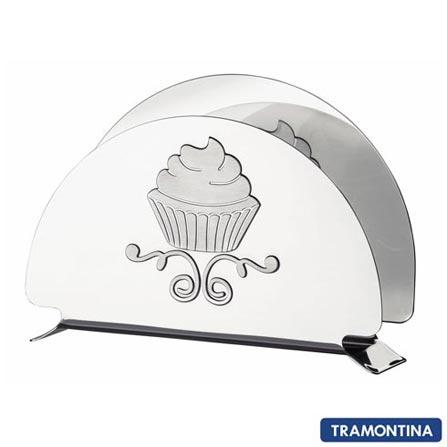 Porta-Guardanapos La Pasticceria em Aço Inox Tramontina - 61694000