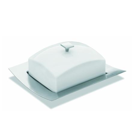 Mantegueira em Aço Inox e Porcelana com 2 Peças - Germany Tramontina - 70174_000
