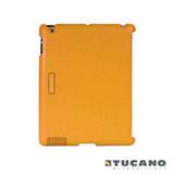 Capa para iPad 2 de Poliuretano Laranja Tucano