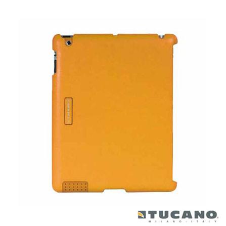 Capa para iPad 2 de Poliuretano Laranja Tucano, Laranja