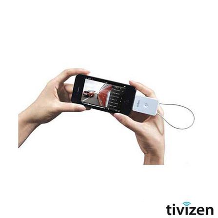 Receptor de TV para iPhone, iPad e iPod Tivizen, Branco