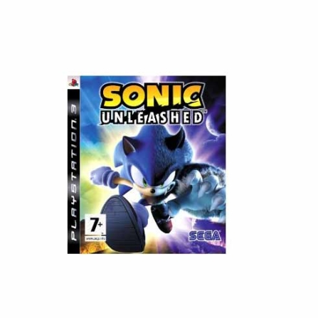 Jogo Sonic Unleashed para PS3 - SONICUNLEASH