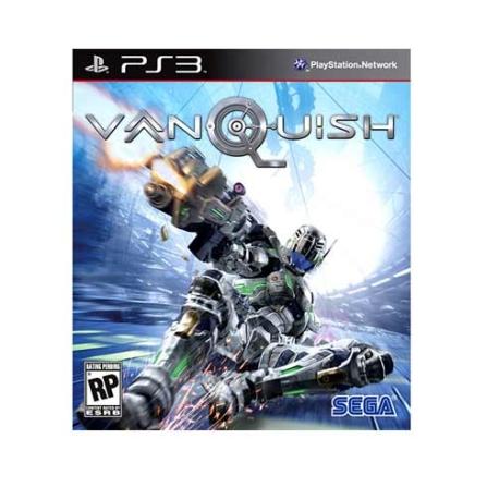 Jogo Vanquish  para PS3 - VANQUISH