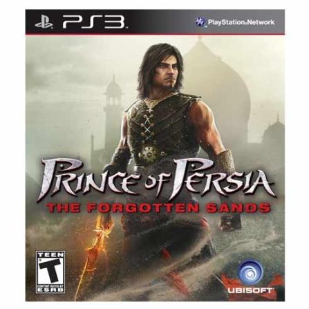 Jogo Prince of Persia Forgotten Sands para PS3 - PRINCPERSAND
