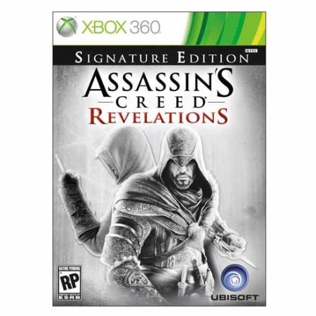 Jogo Assassin's Creed Revelats para XBOX 360 - XBASCREEDSIG