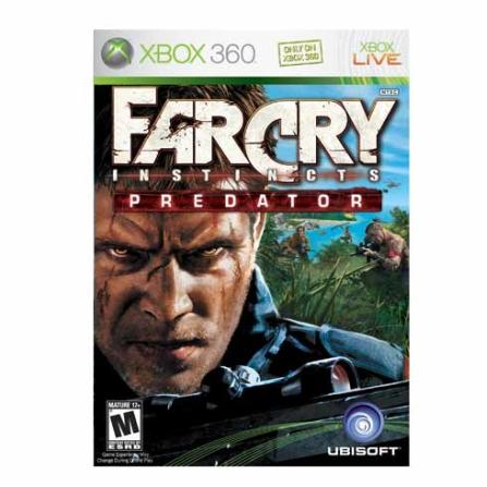 Jogo Far Cry Instincts Predator para XBOX 360 - XBFARCRYPRED