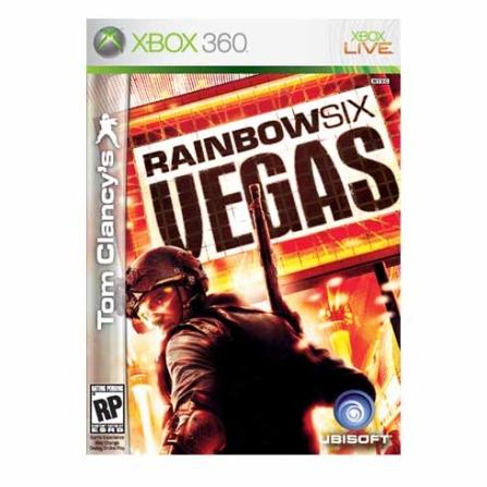Jogo Rainbow Six Vegas para PS3 - ZPSIXVEGAS