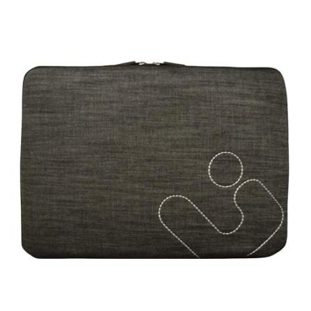Capa Sleeve Cinza para Macbook Pro 13