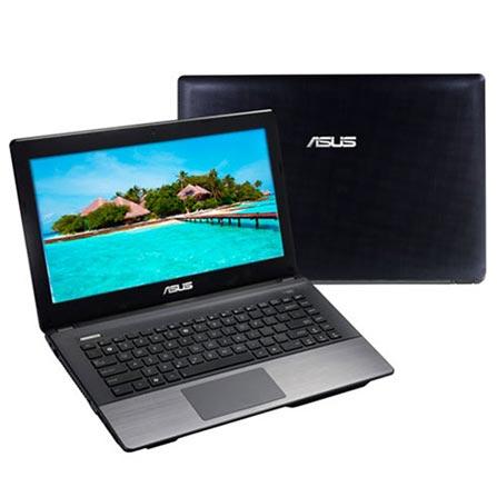 Notebook Asus 14'' ,3ª Geração i5, 8GB/ 750GB HD