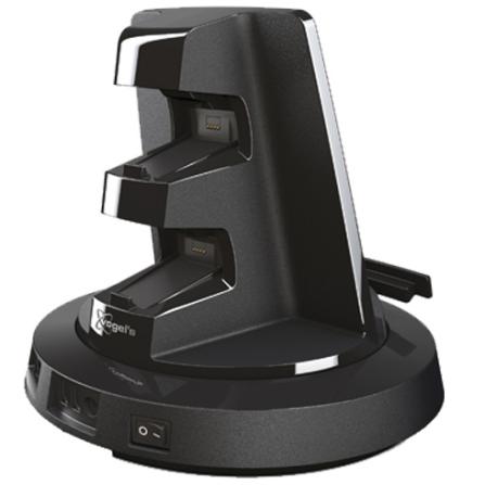 Dock Twistdock GPD 3200 com Base Giratória de 180º para PS3 - Vogel's