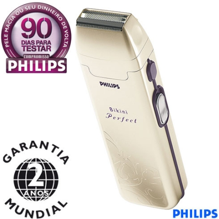 Depilador Bikini Perfect Trimmer Philips - HP6364_01
