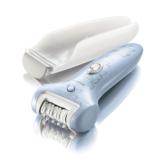 Depilador Satinelle Ice / Discos Antialérgicos / 2 Velocidades / Azul - Philips - HP6513_00