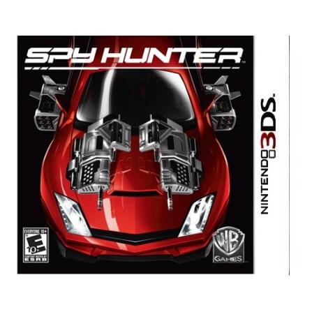 Jogo Spy Hunter BR para Nintendo 3DS - Warner - 3DSSPYHUNTER