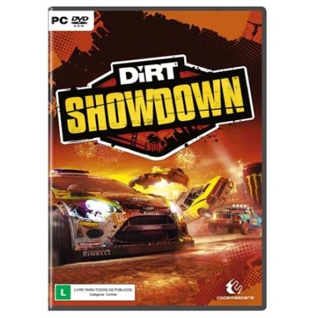 Jogo Dirt Showdown BR para PC - Warner - PCDIRTSHOWDO