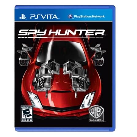 Jogo Spy Hunter BR para PS Vita - Warner - PSVSPYHUNTER