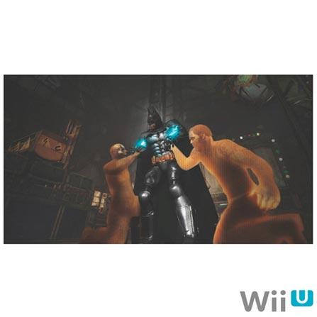 Jogo Batman: Arkham City Armored Edition para Wii U